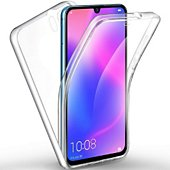 Coque Quick Shot Coque Silicone Integrale Transparente po