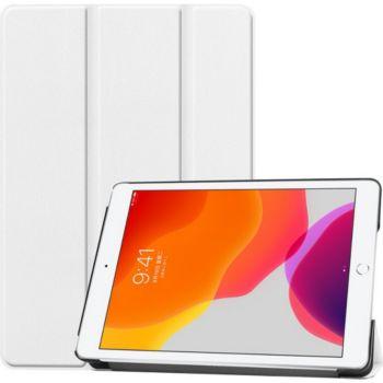 Xeptio Apple iPad 10,2 Housse blanche