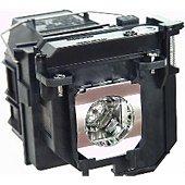Lampe vidéoprojecteur Epson Powerlite 570 - lampe complete originale