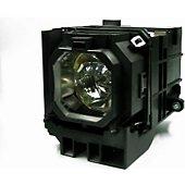 Lampe vidéoprojecteur NEC Np3200 - lampe complete generique