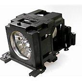 Lampe vidéoprojecteur Hustem Mvp-s20 - lampe complete generique