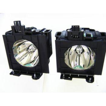 Panasonic Pt-d5700l - lampe complete originale