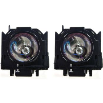 Panasonic Pt-dx800s - lampe complete hybride