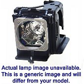 Lampe vidéoprojecteur Anders Kern Ast-beam x201 - lampe complete generique