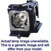 Lampe vidéoprojecteur Plus U6-132 - lampe complete generique