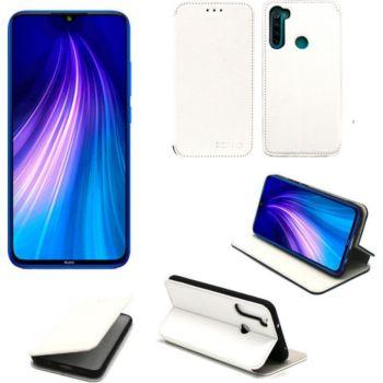 Xeptio Xiaomi Redmi Note 8T Etui blanc Slim