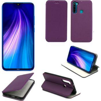 Xeptio Xiaomi Redmi Note 8T Etui violet Slim
