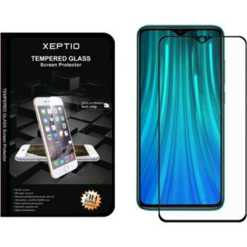 Xeptio Xiaomi Redmi 8 vitre noir