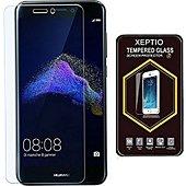Protège écran Xeptio Huawei P8 LITE 2017 verre trempé