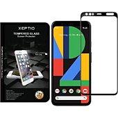 Protège écran Xeptio Google Pixel 4 vitre noir