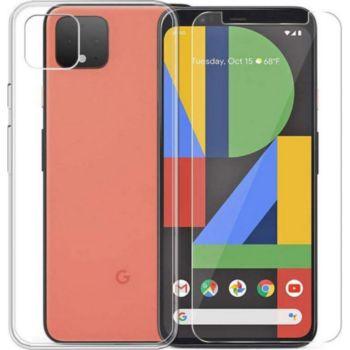 Xeptio Google Pixel 4 gel tpu et vitre