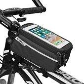 Pochette Shot Case Pochette Tactile Velo Smartphone (NOIR)