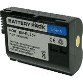 Batterie appareil photo Otech pour NIKON D500