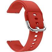 Bracelet Xeptio Bracelet rouge  Samsung Galaxy Active 2