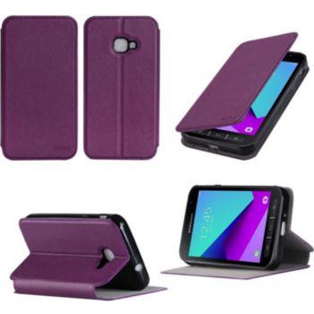 Xeptio Etui Samsung Galaxy Xcover 4S 4G violet
