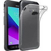 Coque Xeptio Samsung Galaxy Xcover 4S transparente
