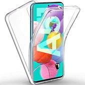 Coque Xeptio Samsung Galaxy A51 gel tpu intégrale