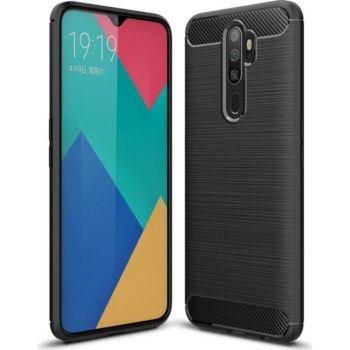Xeptio Oppo A5 2020 carbone noir