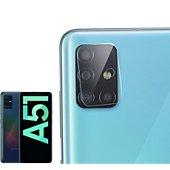 Protège écran Xeptio Samsung Galaxy A71 verre caméra