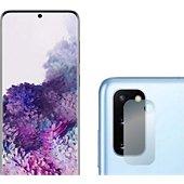 Protège écran Xeptio Samsung Galaxy S20 verre caméra