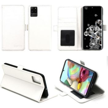 Xeptio Samsung Galaxy S20 ULTRA Etui blanc