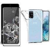 Protège écran Xeptio Galaxy S20 PLUS tpu et vitre full