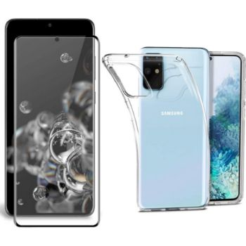 Xeptio Galaxy S20 PLUS tpu et vitre full