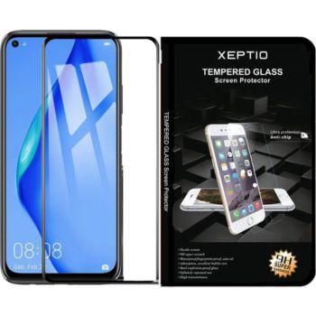 Xeptio Huawei P40 vitre noir