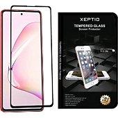 Protège écran Xeptio Galaxy Note 10 LITE vitre noir