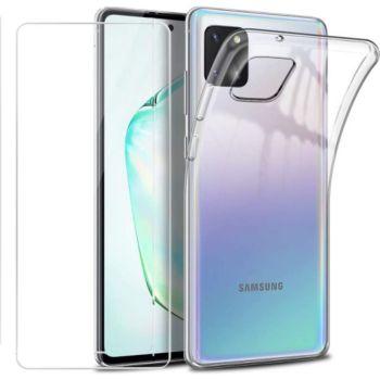 Xeptio Galaxy Note 10 LITE tpu et vitre