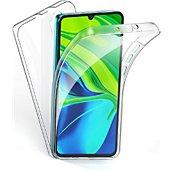 Coque Xeptio Xiaomi Mi 10 gel tpu intégrale