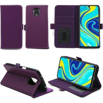 Xeptio Xiaomi Redmi Note 9S violet