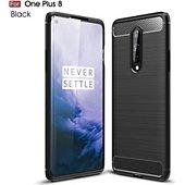 Coque Xeptio OnePlus 8 carbone noir