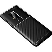 Coque Xeptio OnePlus 8 New carbone noir