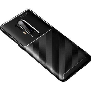 Xeptio OnePlus 8 New carbone noir