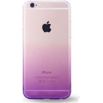 Shot Case Coque IPHONE SE 2020 Bi-color VIOLET