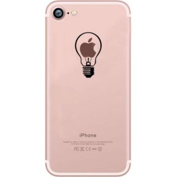 Shot Case Coque Silicone IPHONE SE 2020 Ampoule