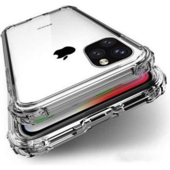 Shot Case IPHONE 11 Pro Coque NOIR Anti-Chocs+Film