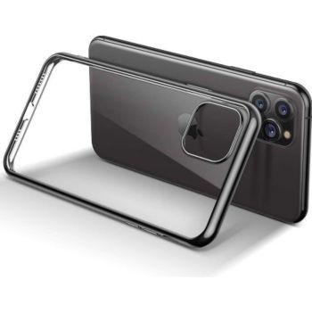 Shot Case IPHONE 11 Pro Coque Chrome NOIR + Film