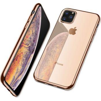 Shot Case IPHONE 11 Pro Coque Chrome OR + Film