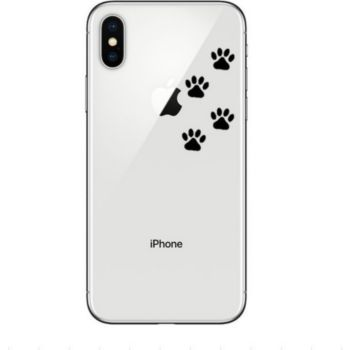 Shot Case IPHONE 11 Pro Coque Pattes de Chat +Film