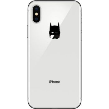 Shot Case IPHONE Xs Coque Batman + Film