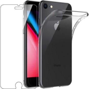 Xeptio Apple iPhone SE 2020 gel tpu et verre