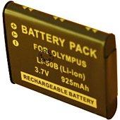 Batterie appareil photo Otech pour OLYMPUS LI-50BA
