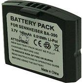 Batterie casque Otech pour SIEMENS RR 842 (SET 842 TV)