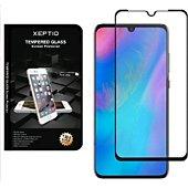 Protège écran Xeptio Huawei P Smart 2020 vitre noir