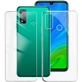 Protège écran Xeptio Huawei P Smart 2020 gel tpu et vitre