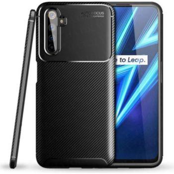 Xeptio Realme X50 Pro carbone noir