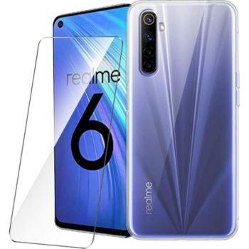 Xeptio Oppo Realme 6 gel tpu et vitre