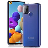 Coque Xeptio Samsung Galaxy A21s gel tpu